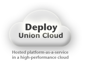 Deploy to Union Cloud